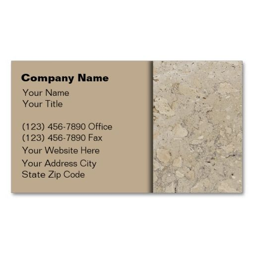 Granite business cards make your own business card with this great granite business cards make your own business card with this great design all you reheart