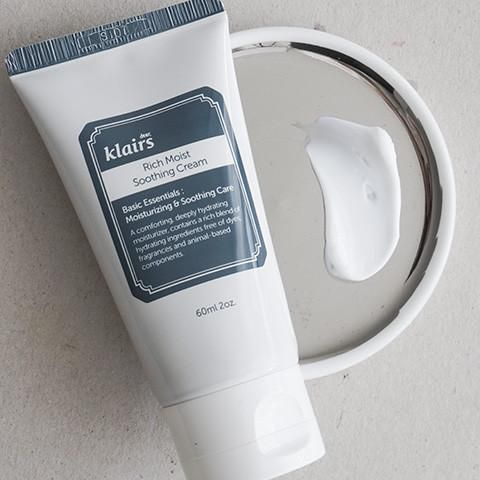 Rich Moist Soothing Cream by Klairs #8