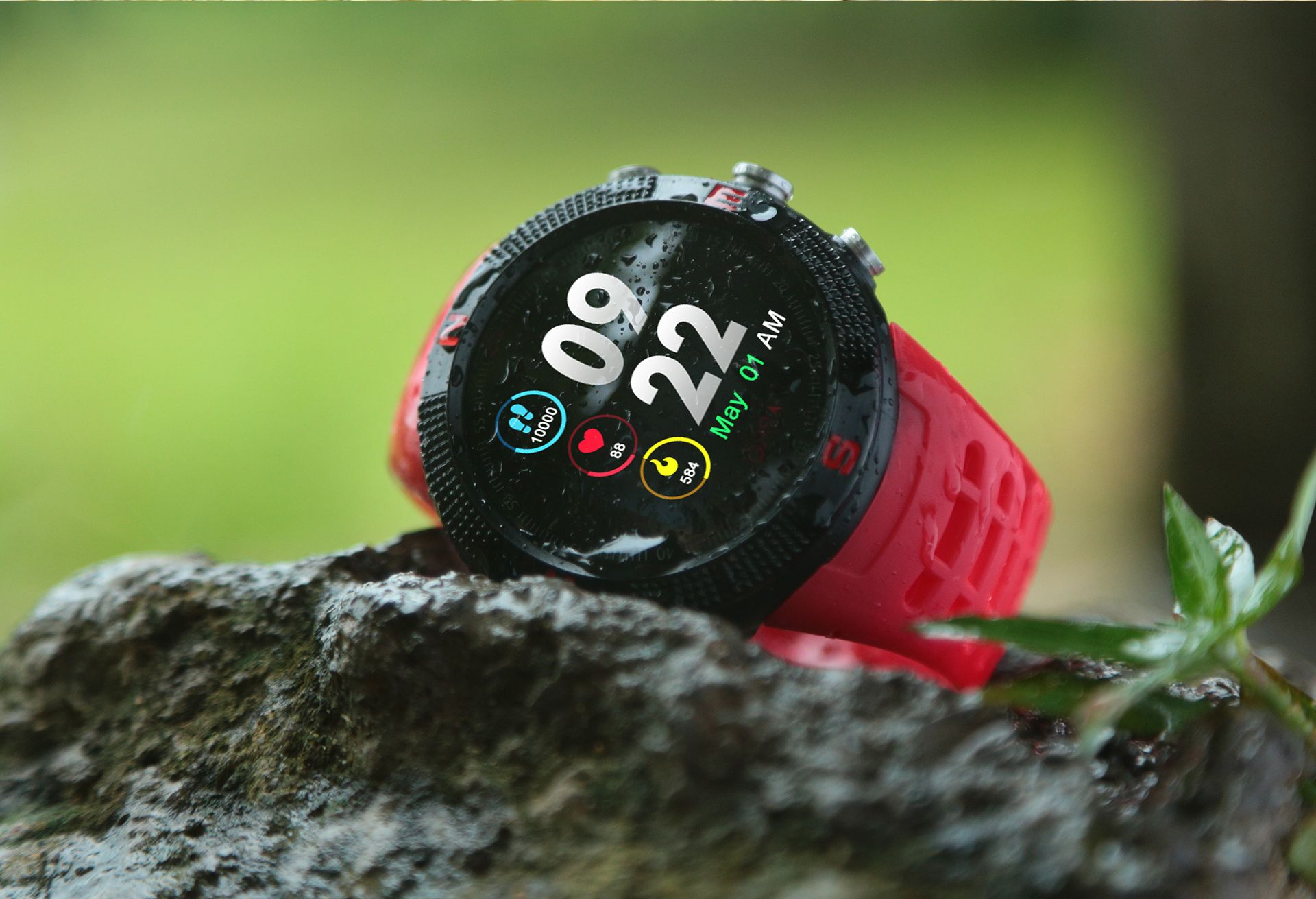 No 1 F18 Smartwatch Built In Gps It Can Support Ip68 Waterproof And Under The 100 Meters Water First 3d Sapphire Ball Mi Smart Watch Best Smart Watches Flash