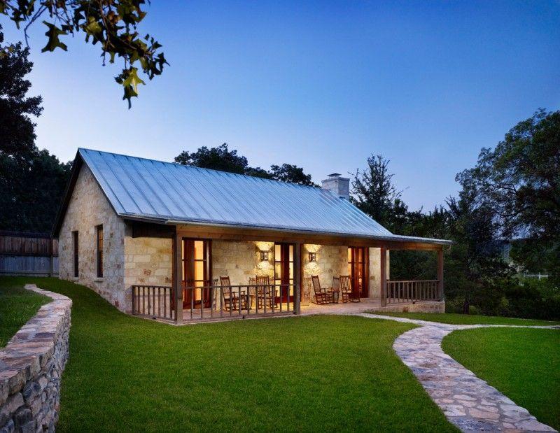 Hill Country House Plans Stone Pathway Chairs Roof Grass Railing Door Windows Walls Stones Li Modelos De Casas Rusticas Casas De Fincas Casas De Campo Pequenas