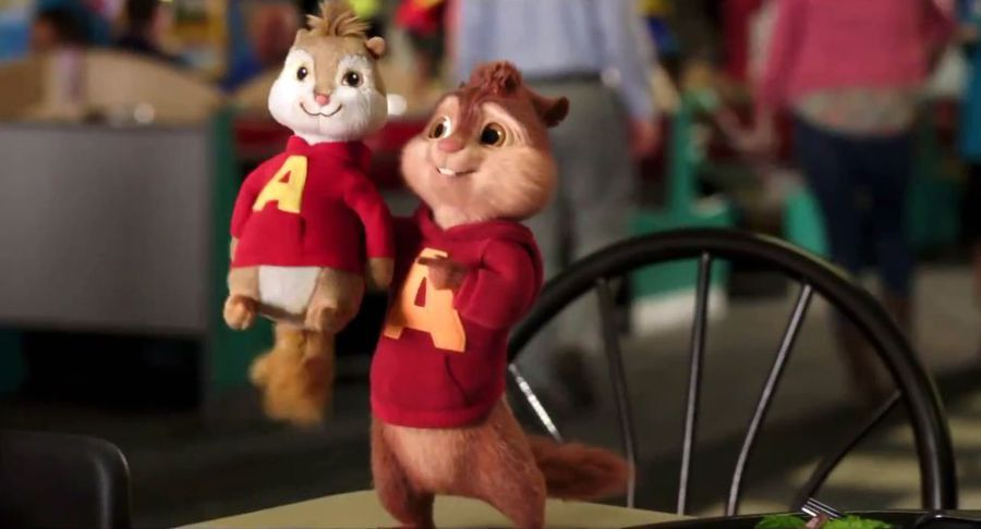 Alvin And The Chipmunks The Road Chip Trailer 2computer Graphics