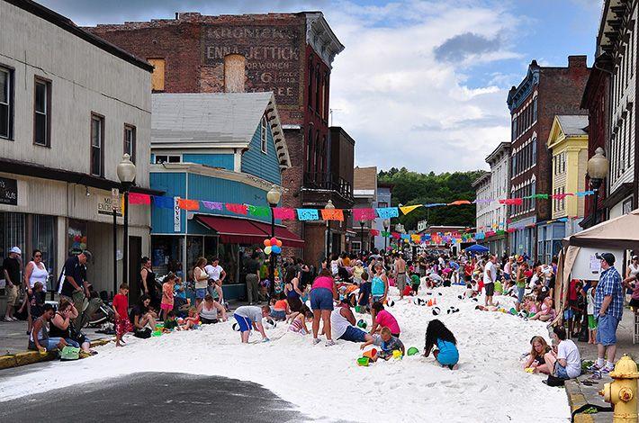 Building Better Blocks In The Burbs The Burbs Urban Beach Best