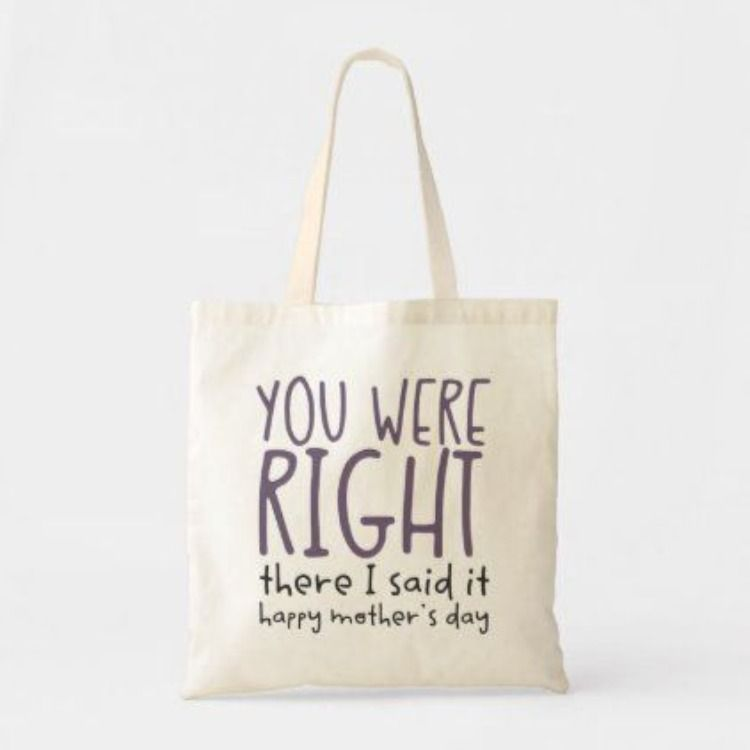 I/'m a cool mom Mother/'s Day gift canvas tote bag