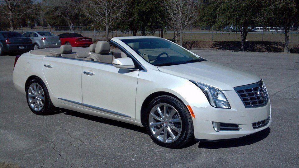 2013 Cadillac Xts Convertible Cars That Caught My Eye