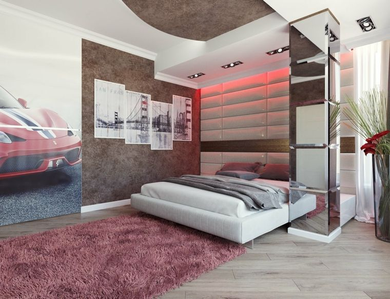Dormitorios Juveniles Originales Estilos Para Cada Personalidad - Habitacione-juveniles