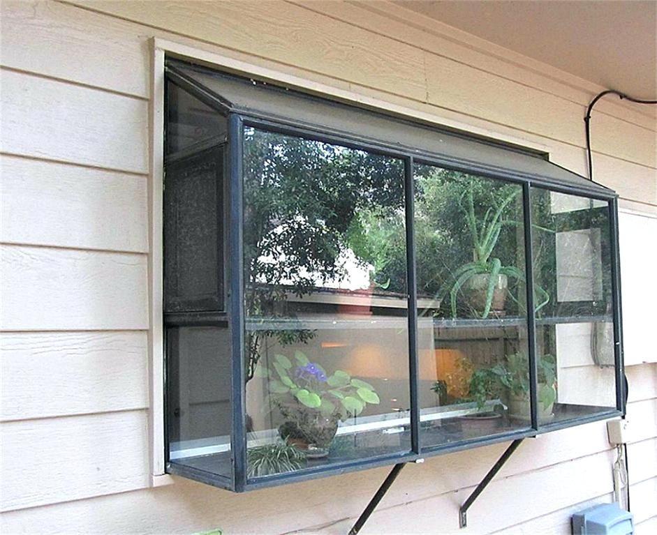 Garden Window Lowes Fascinating Kitchen Garden Window Image Of