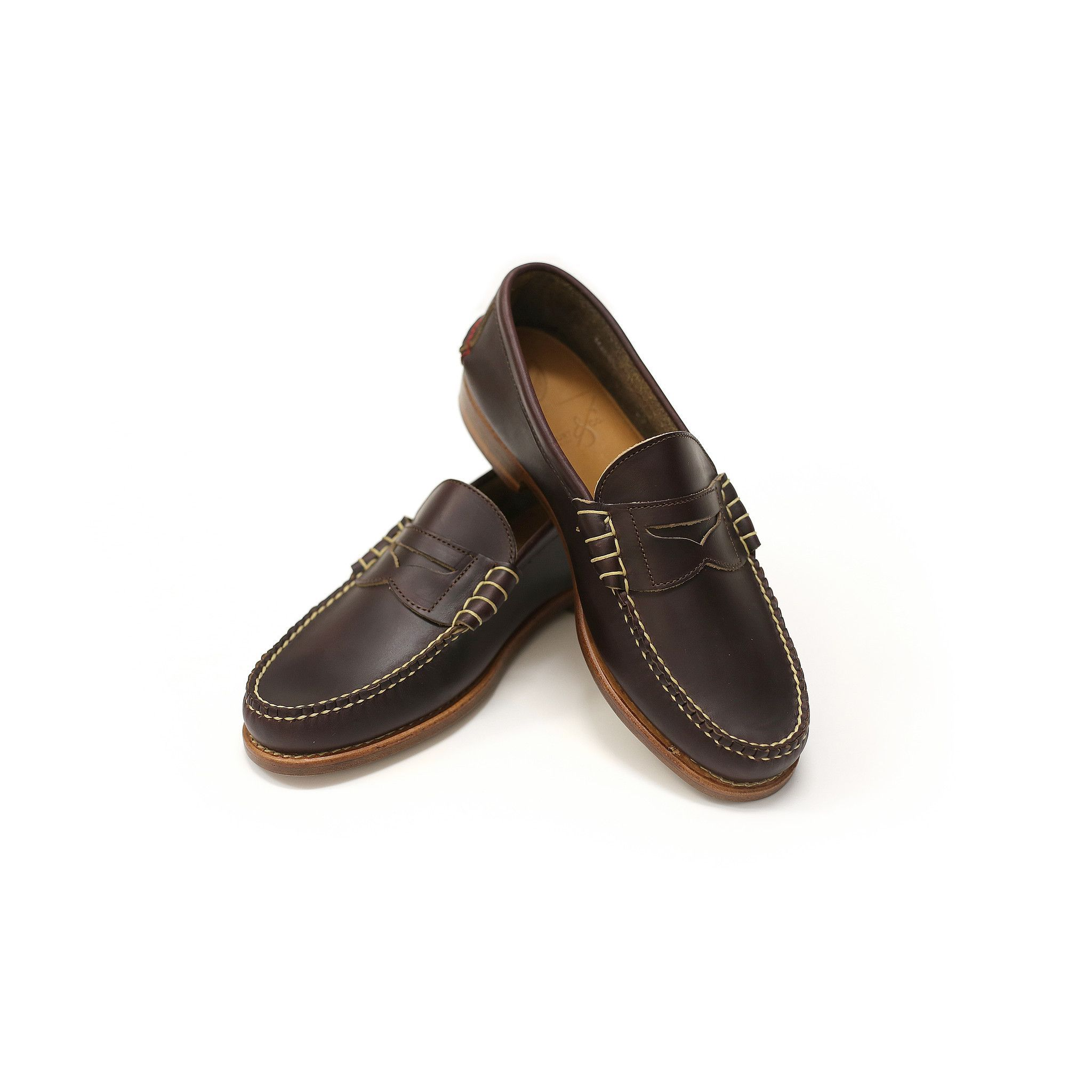 a81fc57b4b7 Rancourt x Cremieux Beefroll Penny - Loafers