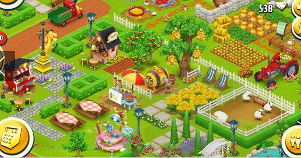 لعبة Hay Day أفضل مزرعة على الإطلاق مرحب ا في Hay Day لعبة