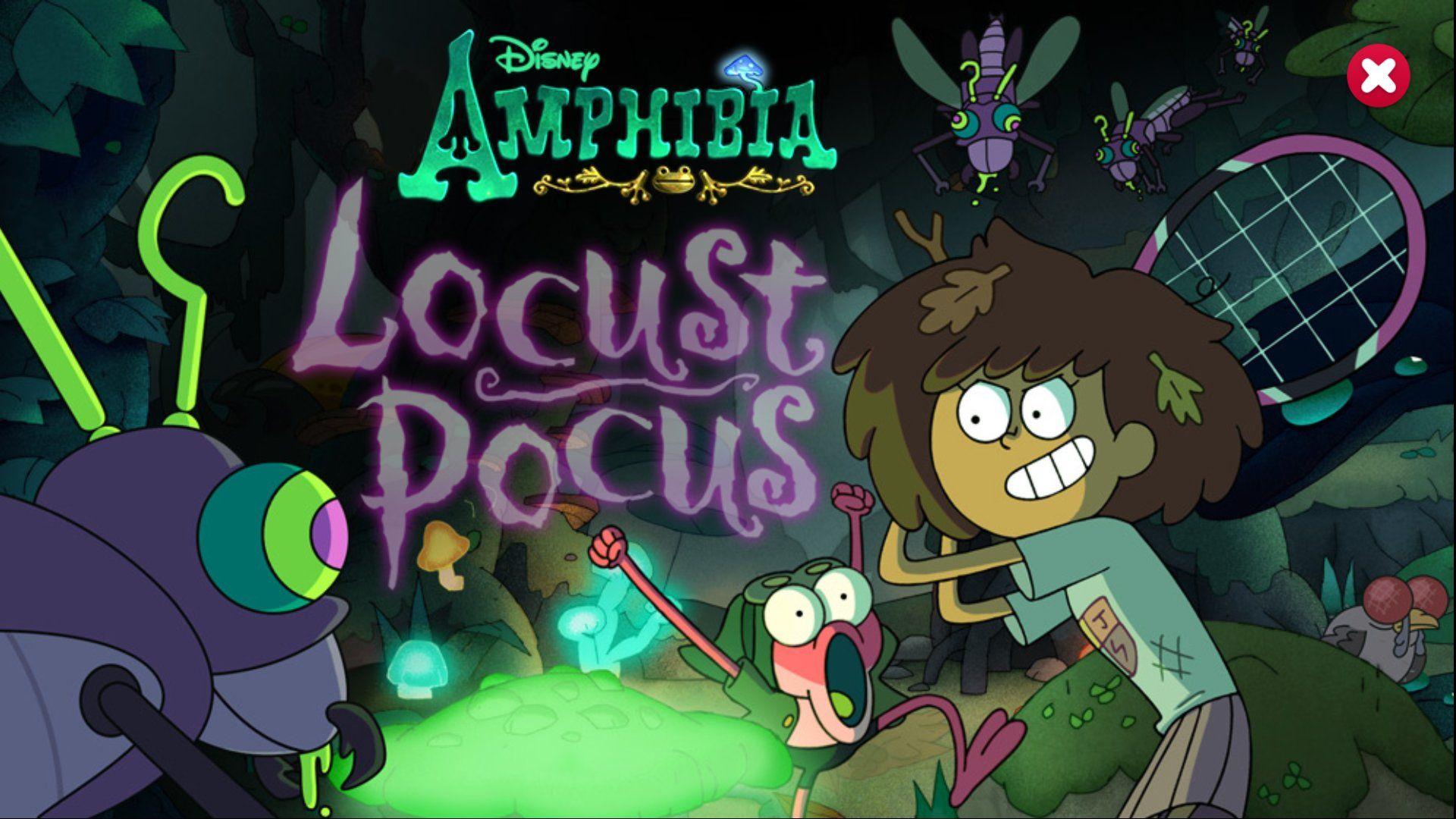 Pin by Lauren McCarthy on Amphibia Disney channel games