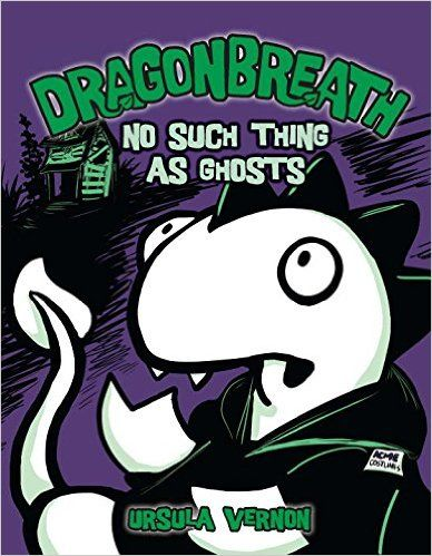 Dragonbreath #5...Danny Dragonbreath and his best friend, Wendell, have a carefully constructed trick-or-treating system designed to maximize their Halloween candy haul. But this year, despite Danny's awesome vampire costume, their plan is flopping...