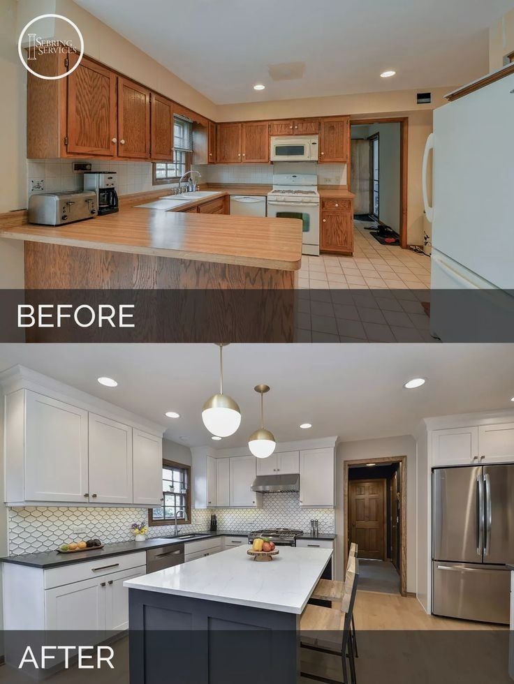 Before And After Kitchen Remodeling Naperville  Sebring Services Beauteous Bathroom Remodeling Naperville Review