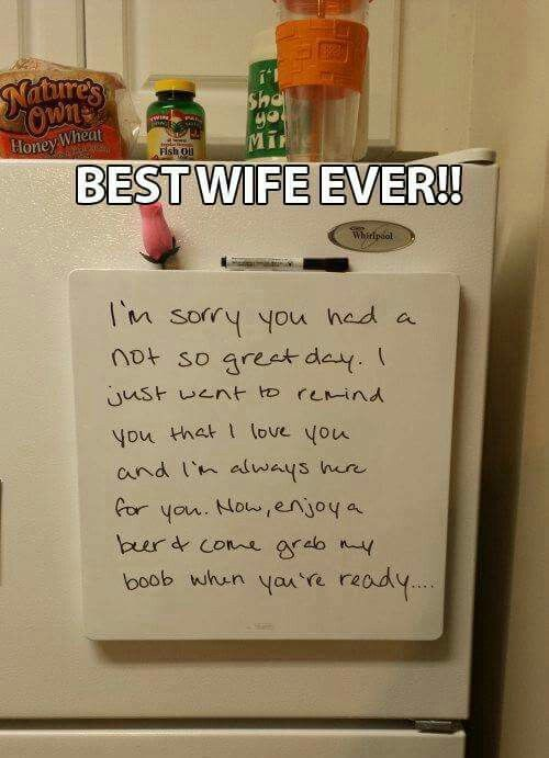 Best Wife Ever New Funny Pics Best Wife Ever New Funny Memes