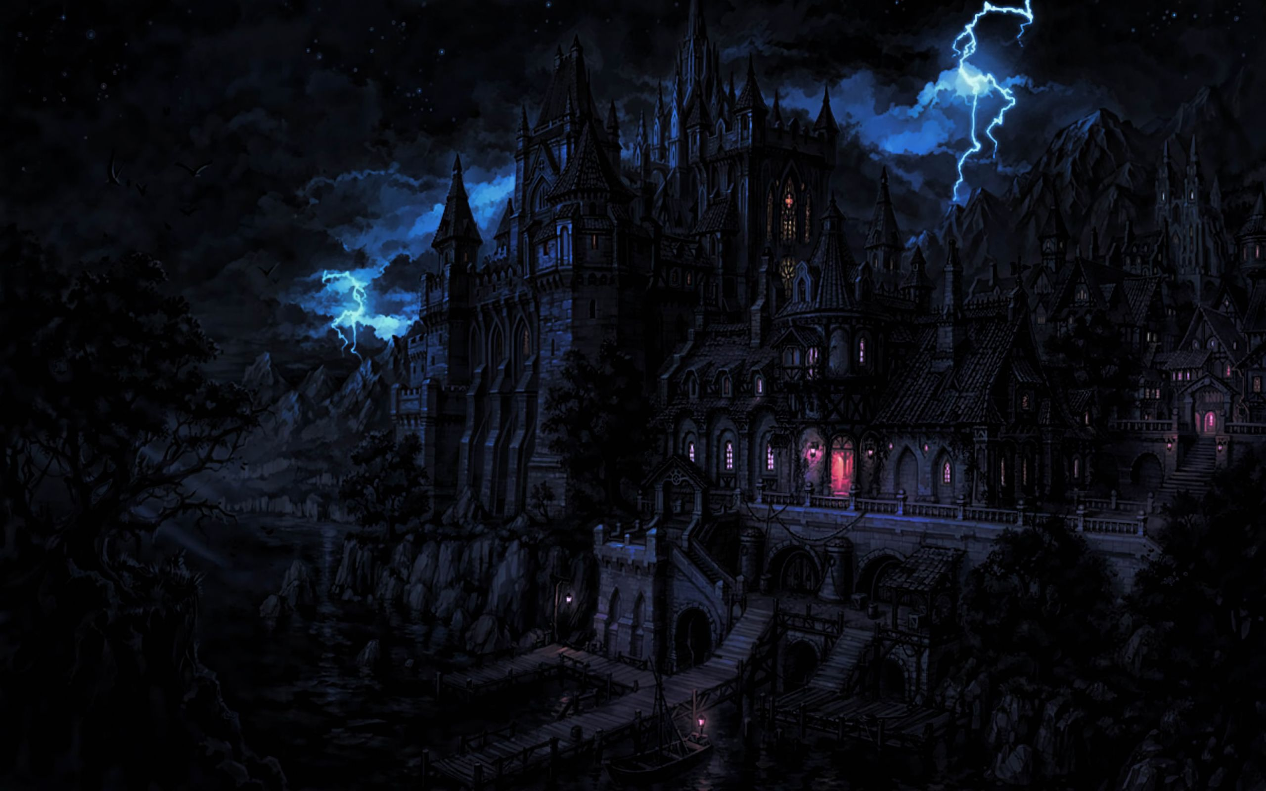 gothic castle 3 by - photo #39