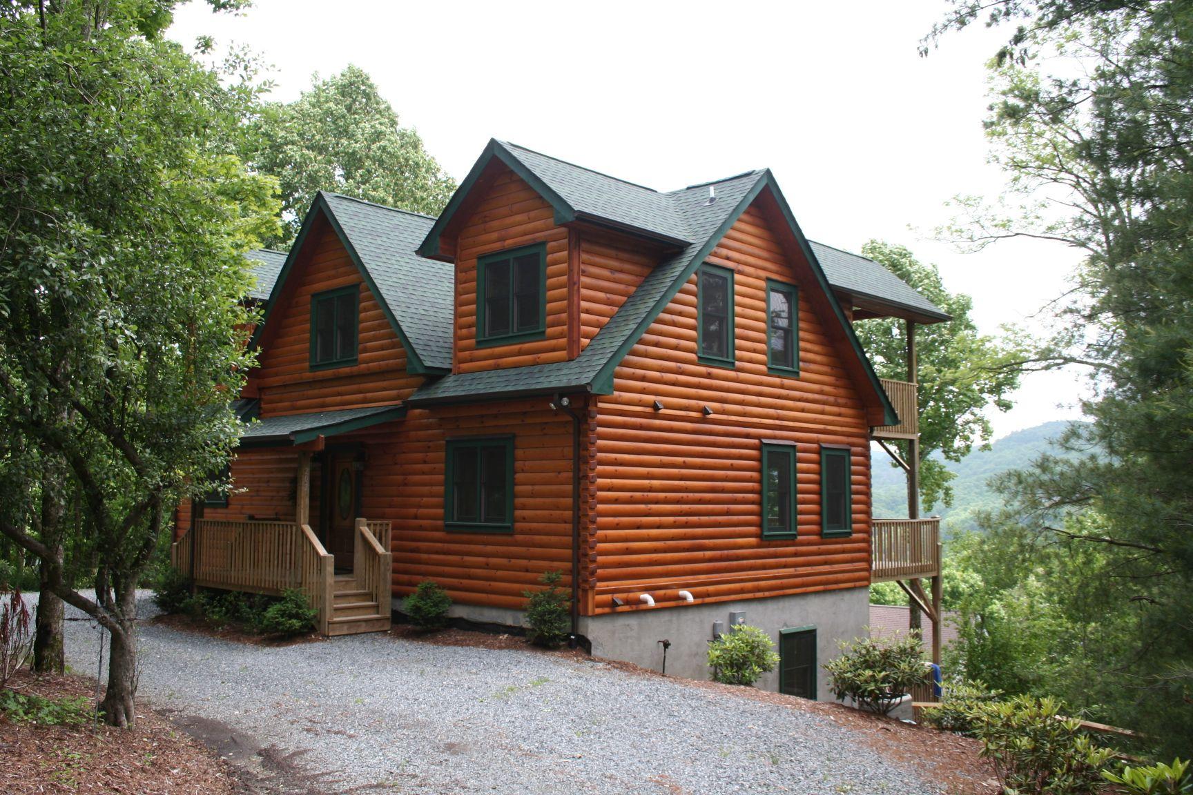 Windwept Vistas Boone Nc Log Cabin Rentals Windswept