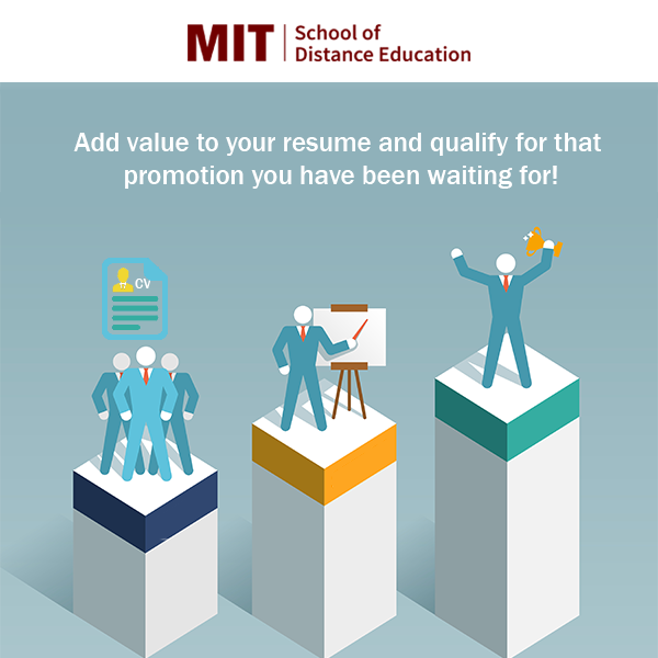 add value to your resume and qualify for that promotion you have