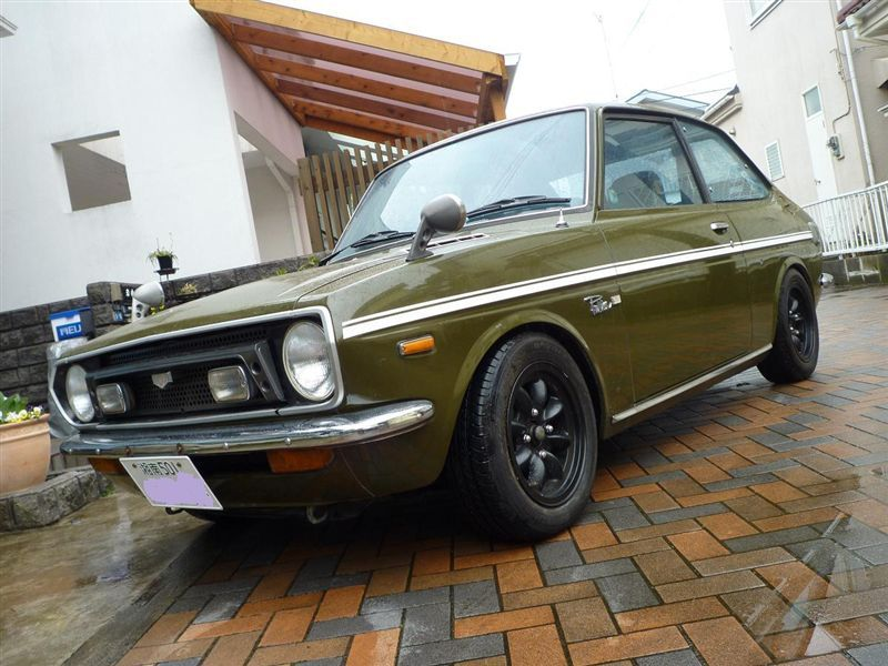 1973 Toyota Publica | Classic Cars | Pinterest | Toyota, Cars and ...
