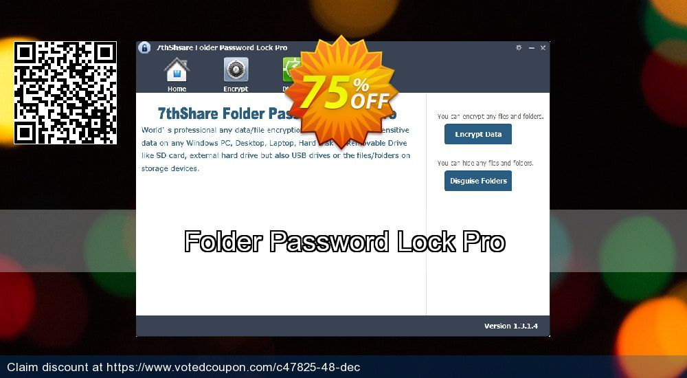 Folder Password Lock Pro Coupon On April Fools Day Offer March