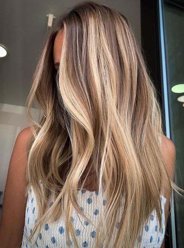 Photo of 12 Frauen Nirvana Karamellfarbe   #Karamellfarbe  Karamell-Haarfarben sehen toll…