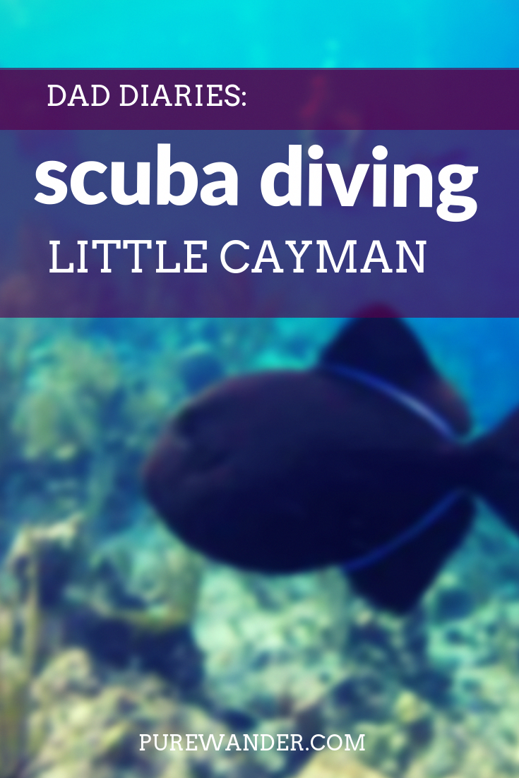 This One Is For #SCUBA Divers…Off We Went To The Island Of