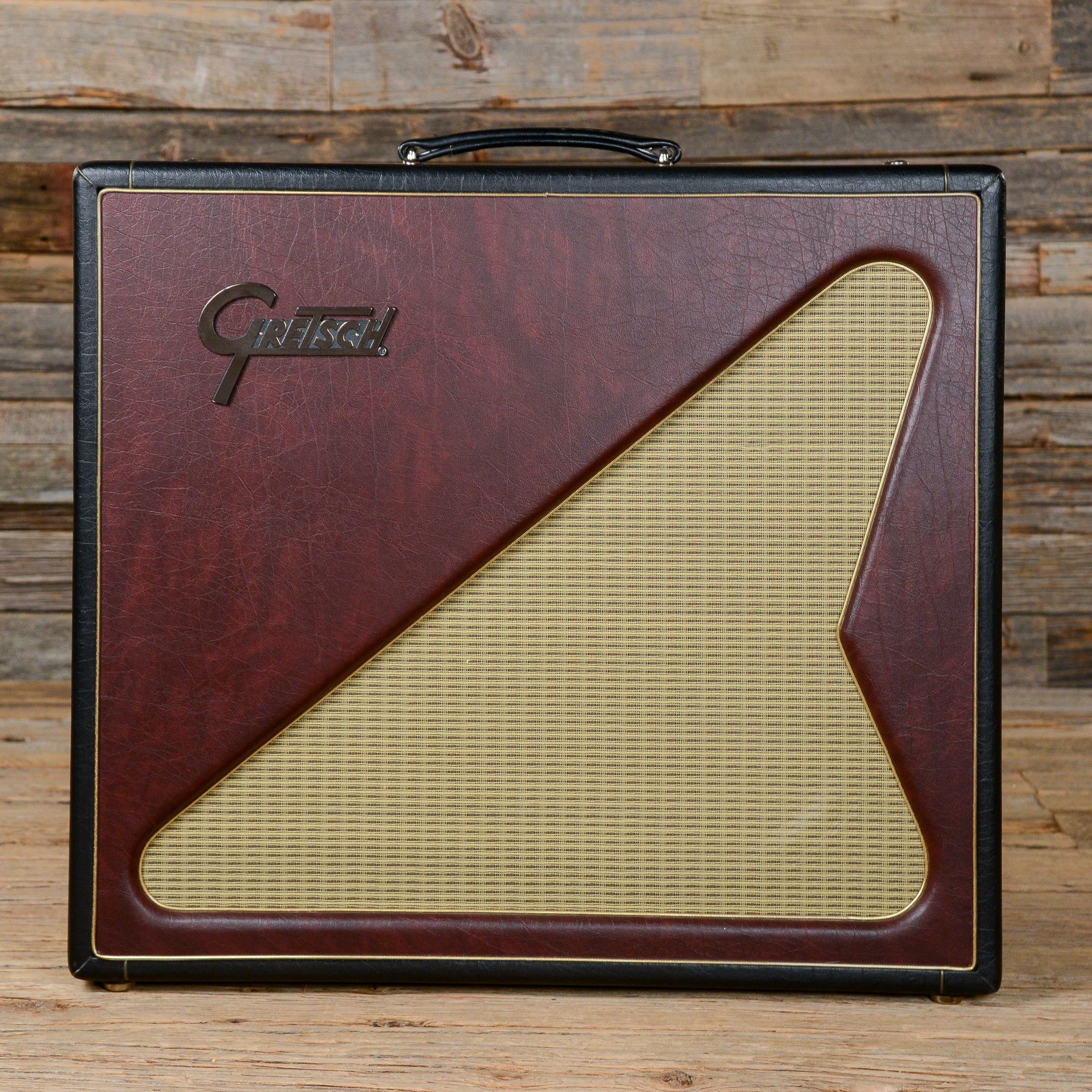 gretsch victoria g6163 executive 1x15 combo amp used chicago music exchange cool amps in. Black Bedroom Furniture Sets. Home Design Ideas