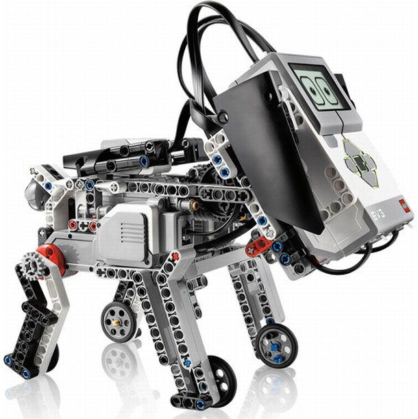 Mindstorms, un catalyseur d'intelligence humaine ! | Robot, Lego ...