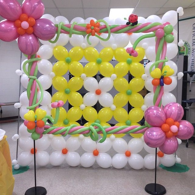 Luxury Balloon Wall Decoration Embellishment - Wall Art Collections ...