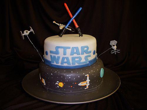 star wars birthday cake | star wars cake, cake and star wars birthday
