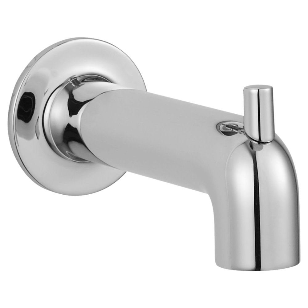 Studio S Ips Non Diverter Tub Spout In 2020 Tub Spout Polished Chrome Contemporary Shower