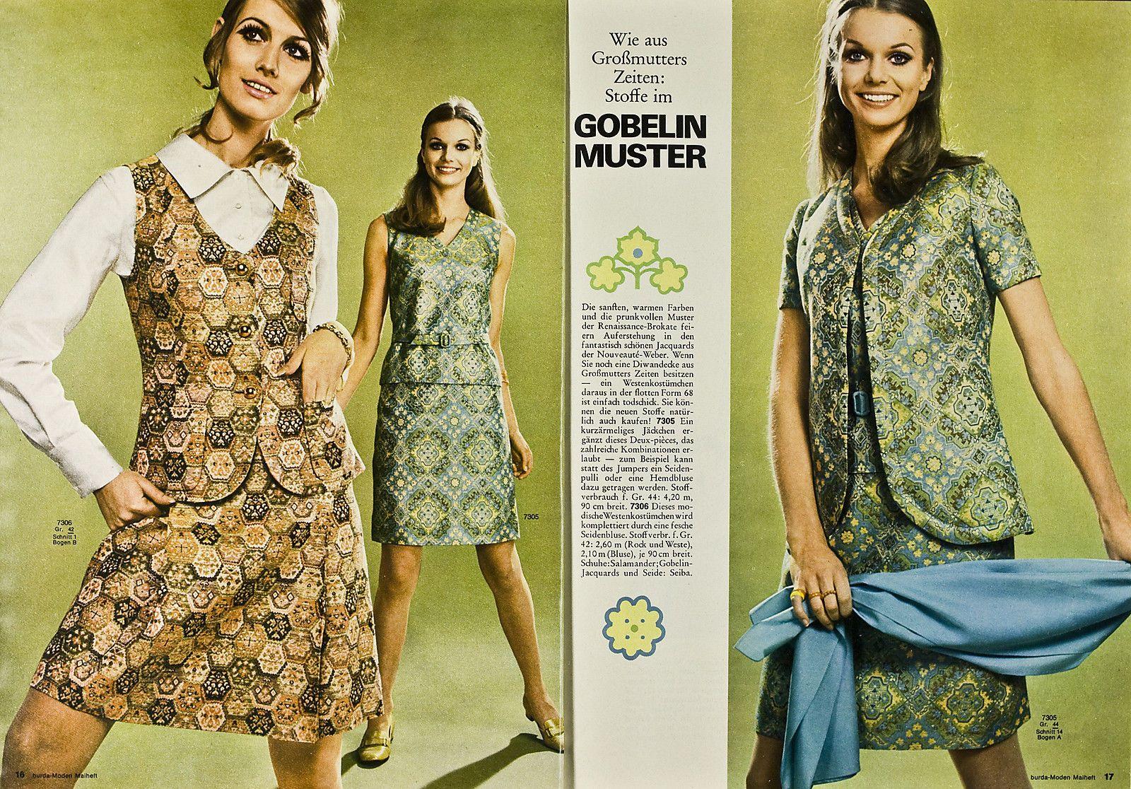 Burda Moden 05.1968 in Libros, revistas y cómics, Revistas, Moda y estilo de vida | eBay