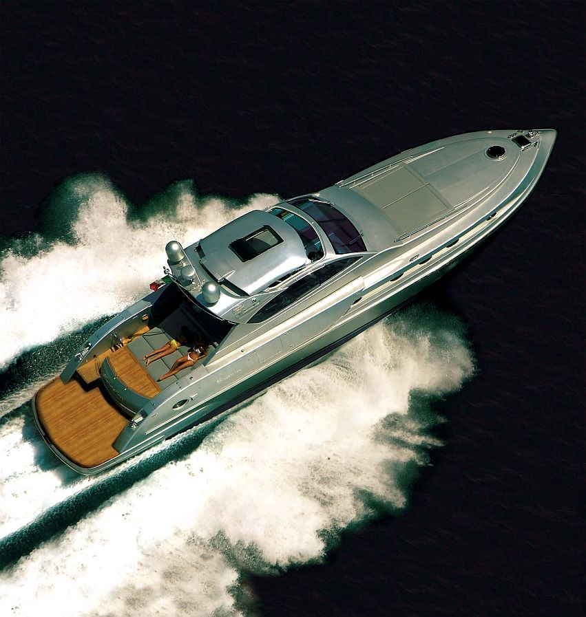 For those with a need for speed boat yacht for sale