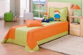 Resultado de imagem para quarto laranja e verde