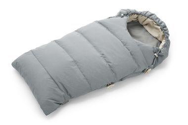 Stokke Down/Fleece sleeping bag in white