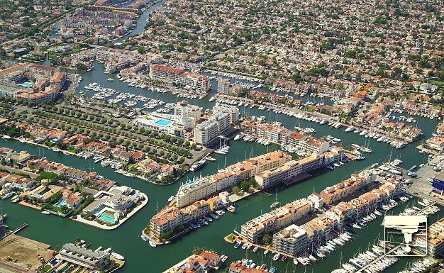 Empuriabrava - a Venice of Spain Will visit it this summer (2014) :-)