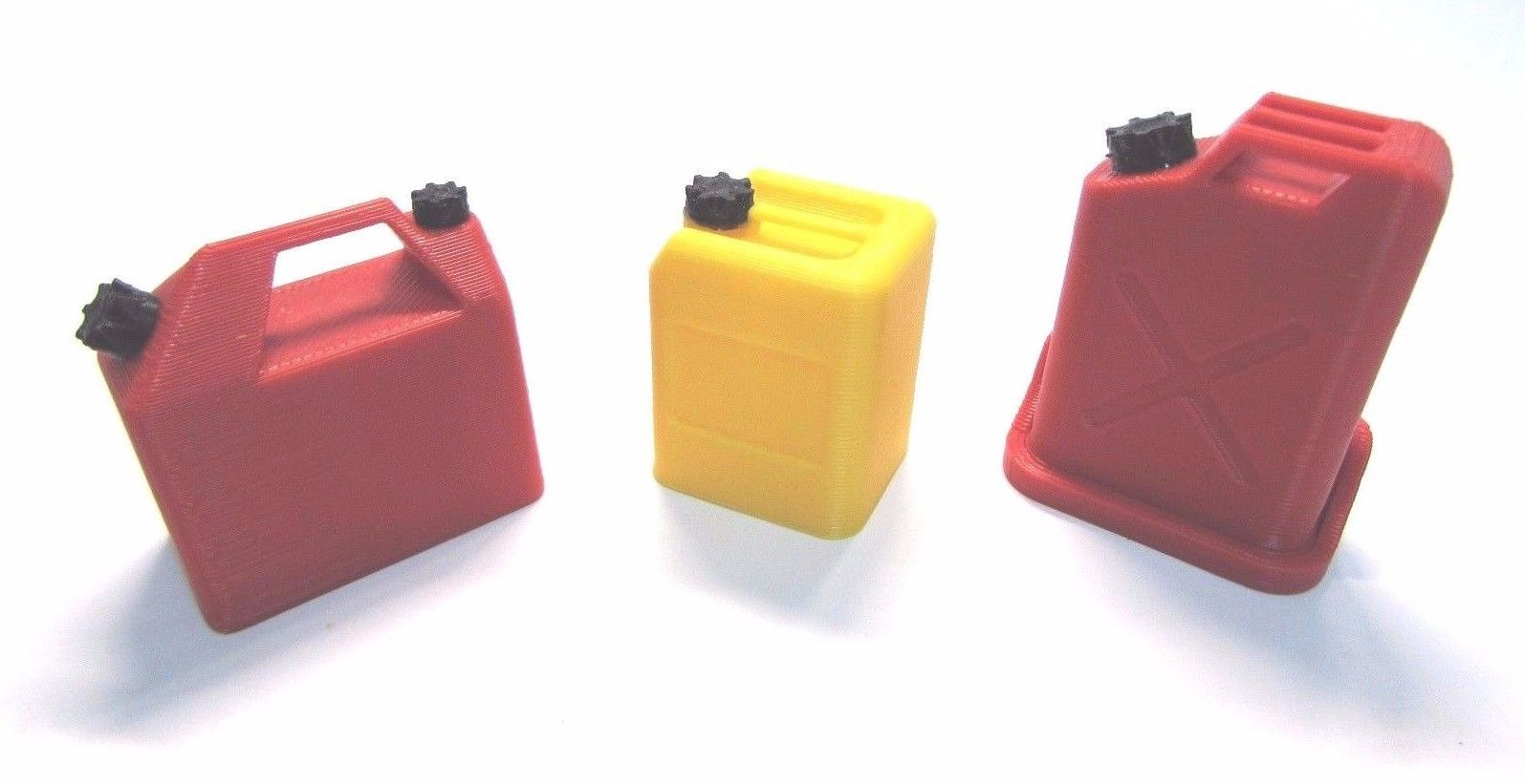 1//10 rc crawler accessories 3 water tanks Axial,scx10,Tamiya,Traxxas,RC4WD
