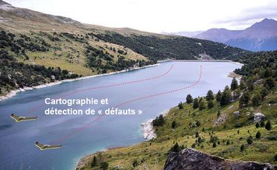 Des flottilles de drones pour inspecter les réseaux d'EDF et de la SNCF