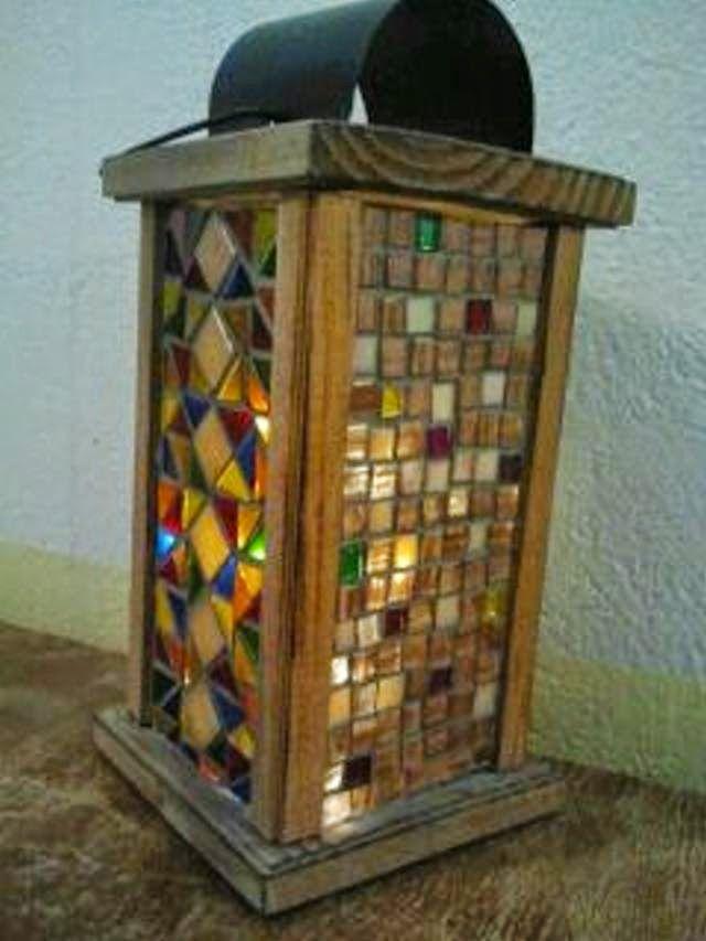 Soisalo-opiston käsityöblogi: Mosaiikki ja betoni