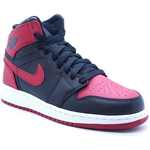 d7d23cf81fd90 Boys' Nike Air Jordan 1 Retro High OG BG