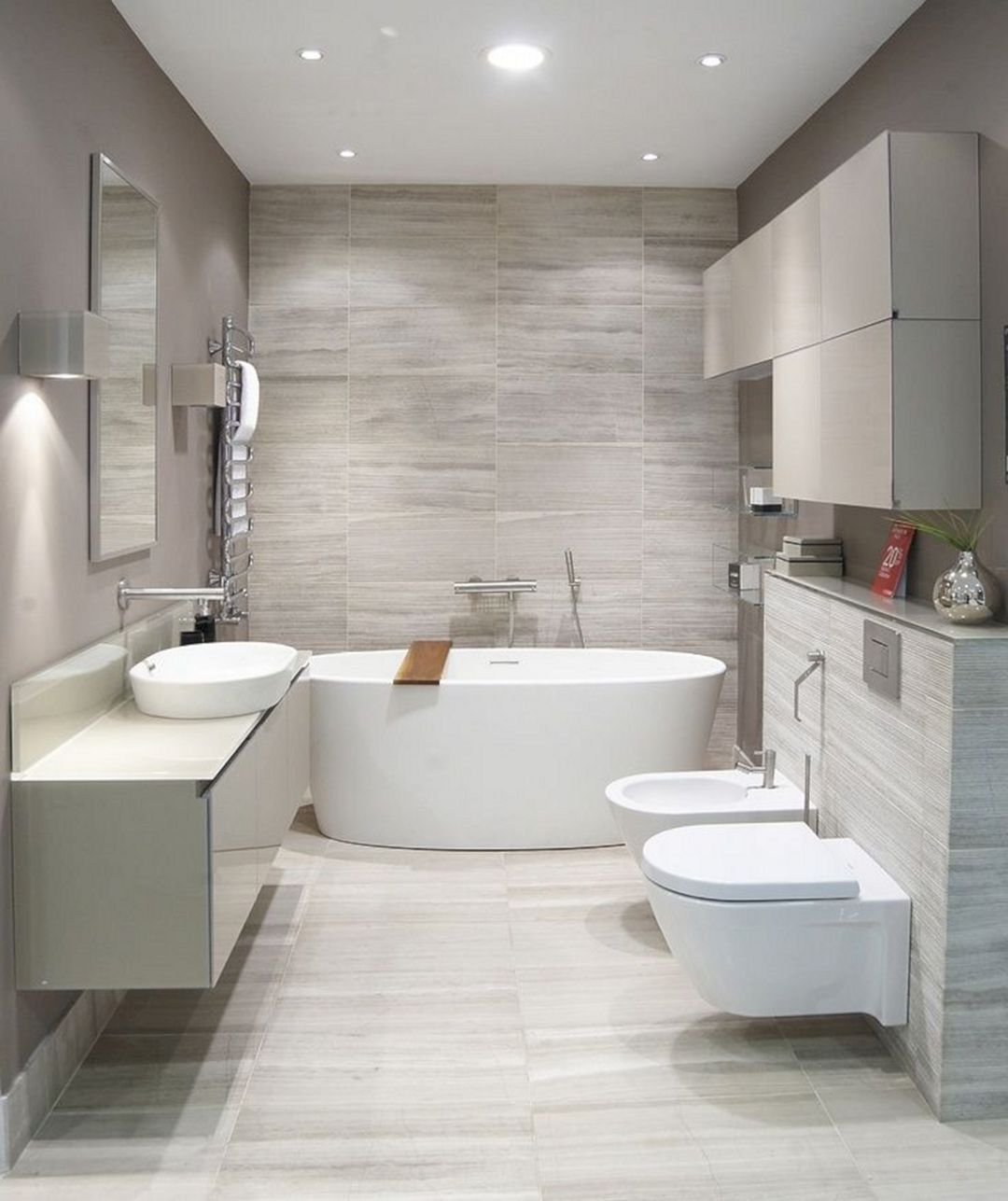 15 Most Beautiful Small Modern Bathroom Design Ideas For Low