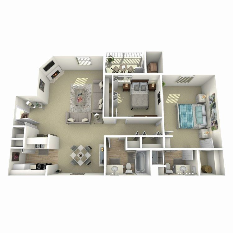 1 Bedroom House Plans Free Unique The Landings At The Preserve
