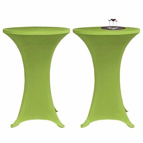 Tisch-Schutzbezug-Set WFX Utility Farbe: Grün, Größe: 70 cm H