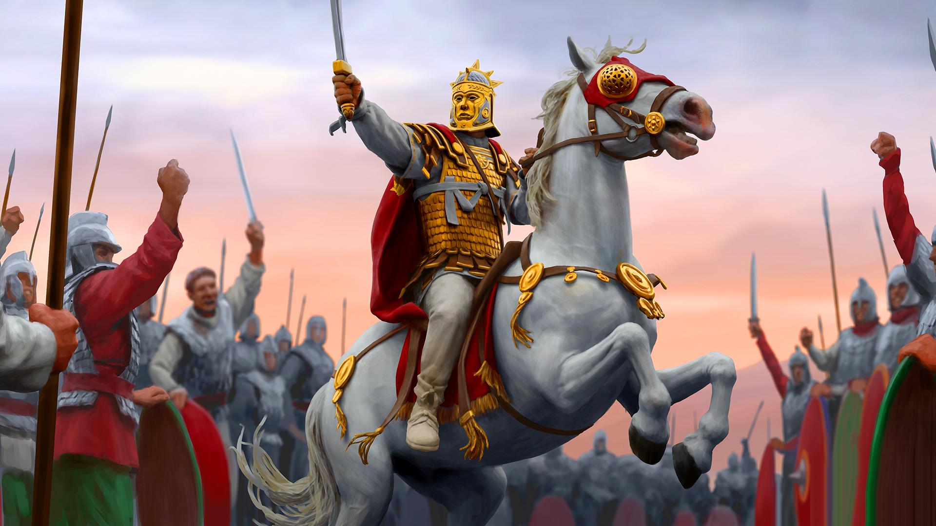 Crisis of the Third Century   Roman empire, Roman history, Ancient warfare