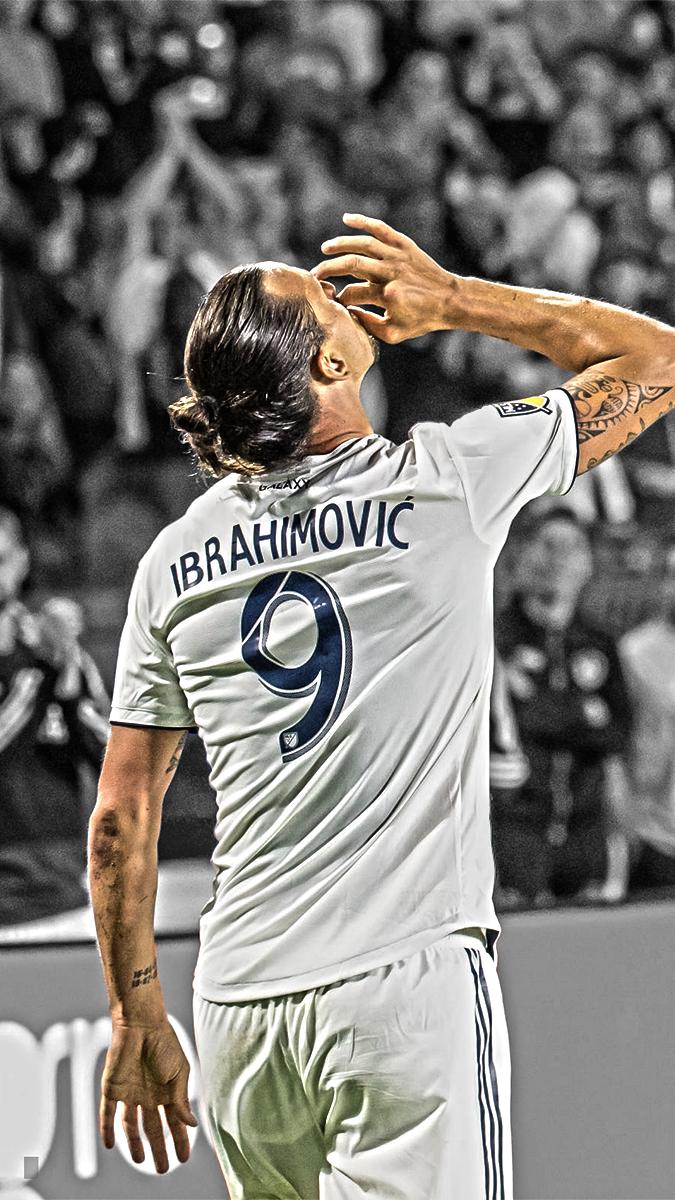 Zlatan Ibrahimović: Ibrahimovic.  Zlatan Ibrahimovic #LosAngelesGalaxy