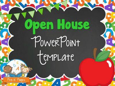 Parent Open House BACK TO SCHOOL IDEAS Pinterest Classroom
