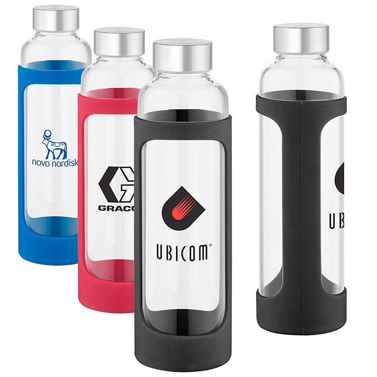 Bohme Double Wall Gl Water Bottle