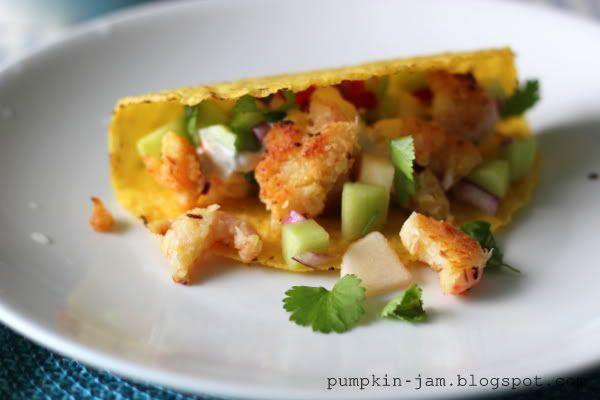 Pumpkin Jam: Omenakurkkusalsaa, kookosrapuja ja tacoja
