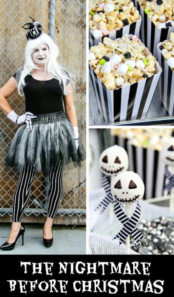 Host a Nightmare Before Christmas movie night this Halloween I\u0027m - halloween movie ideas