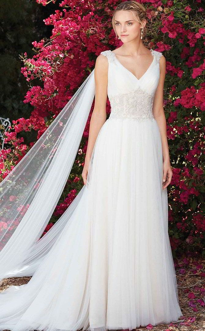 Casablanca Bridal Spring 2017 Wedding Dresses (With images