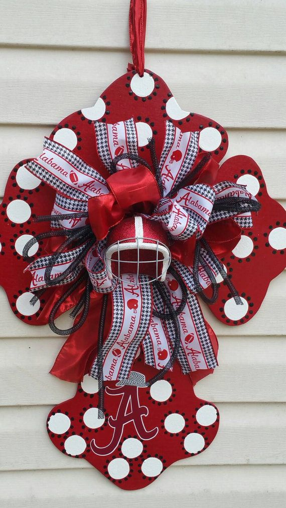 Check out this item in my Etsy shop https://www.etsy.com/listing/474339662/big-beautiful-alabama-crimson-tide-cross