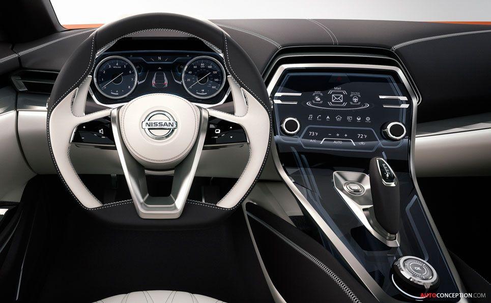 Nissan Sport Sedan Concept Previews New Nissan Design Language Autoconception Com Nissan Altima Nissan Altima Coupe Nissan Maxima