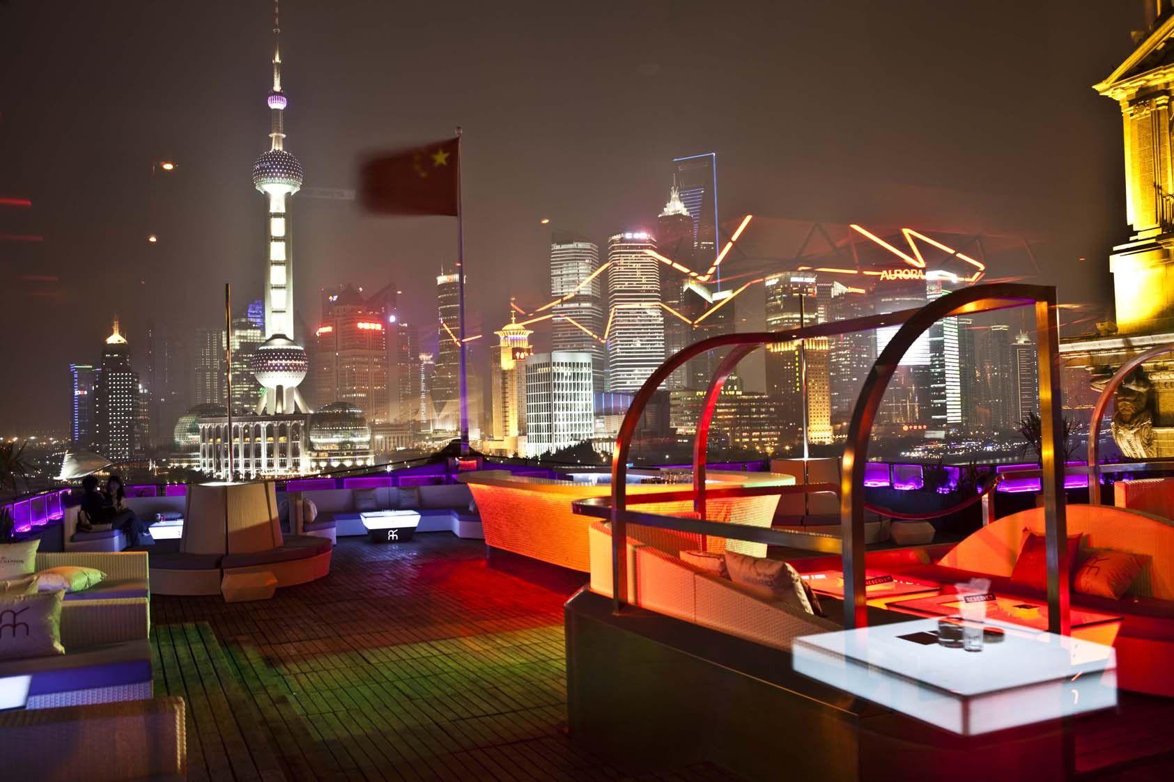 Bar Rouge @ Shanghai